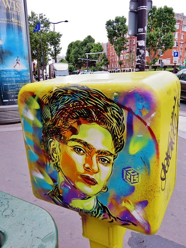 C215 / Paris : XIIIe - 29 jul 2016