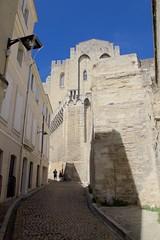 Palais des Papes (OliveTruxi (1 Million views Thks!)) Tags: avignon palais papes france