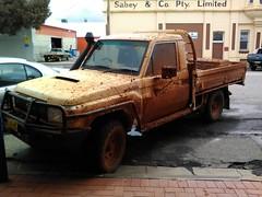 A wet day in Broken Hill (Ian Granland) Tags: redmud brokenhill