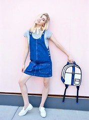 Major Cutie Dani Mikaela M., 18  blogger  Illinois, United States (9lookbook.com) Tags: alfredtea asos backtoschool ballet blogger blonde blue bodysuit bts casual chic chicago chinatown classic colors cute denim denimdress dress elegant evening fashion fluffy formal gingham girl girly gown la leotard loafers look lookbook lotd mothersday nordstrom ootd outfit overalls pajama pink pinkoutfit rainbow retro shoes sporty street style styleblogger suit summer summerstyle sweater topshop unitedstates us vintage white whiteshoes women