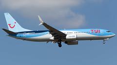 TUI 737-800 (N77022) Tags: frankfurt eddf fra airport plane spotting airplane germany datuc tui boeing 737800 b738 738 final approach landing day