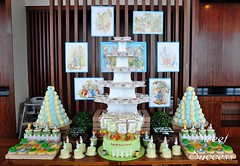 Peter Rabbit Dessert Table (sweetsuccess888) Tags: sweetsuccess desserttable dessertbar dessertbuffet peterrabbit peterrabbitdesserttable eventstyling philippines