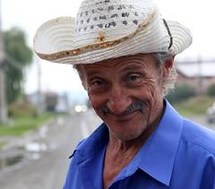Greetings from Romania (follow*light) Tags: romania men smile mystery travel