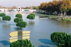 Avignon (mduthet) Tags: avignon vaucluse inondations lerhne