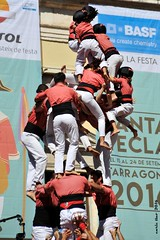 Castells (Enllasez - Enric LLa) Tags: castells santatecla tarragona 2016