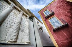 Rione Terra, Pozzuoli -Italy (FedeSK8) Tags: pozzuoli rioneterra napoli italia italy nikond7000 sigma1020mm architettura fedesk8 federicoscotto