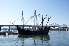 2016 September 24, Nina & PInta Ships Nikon D7200 (King Kong 911) Tags: nina pinta sailing ships