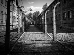 Auschwitz Concentration Camp (Helena Normark) Tags: auschwitz owicim concentrationcamp auschwitzconcentrationcamp polen poland polska sonyalpha7ii a7ii voigtlnder voigtlanderultron35mmf17 ultron35mmf17