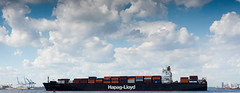 Hapag Lloyd (jmacman12) Tags: nyc oceanliner boat