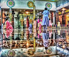 Reflections of India 2.0 (Bruno Zaffoni) Tags: srimariammamtemplekualalumpur malaysia