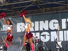 IMG_5015 (grooverman) Tags: houston texans cheerleaders nfl football game budweiser plaza nrg stadium texas 2016 nice sexy legs stomach boots canon powershot sx530