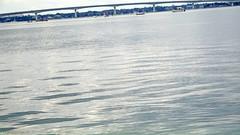 Approaching the Ringling Bridge (soniaadammurray - OFF) Tags: tonelesstuesdays sea sky bridge boats boating ringlingbridge sarasota florida usa nature
