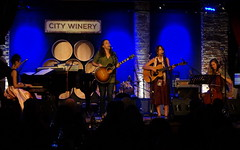 Jesse Paris Smith, Lucy Wainwright Roche, Suzzy Roche, Rebecca Foon (Feast of Music) Tags: citywinery folk lucywainwrightroche suzzyroche worldmusic