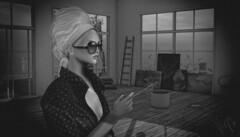 Atelier (Virgilia Boucher) Tags: shinyshabby avatar secondlife rkposes kunst bueno
