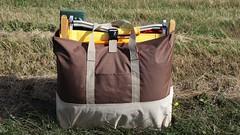 CAPTAIN STAG - Tote bag (M-1681). (MIKI Yoshihito. (#mikiyoshihito)) Tags: captain stag captainstag outdoor camp camping     m1681 tote totebag suv suvlife vanlife