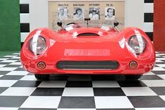 Lotus  Eleven (X1) (crusaderstgeorge) Tags: crusaderstgeorge redcars lotus cars classiccars racing motormuseumlondon