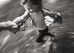 Moth (trois petits oiseaux) Tags: motion panning kids run wings moth butterfly