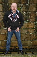 Doc Marten Drench Wellington Boot. (CWhatPhotos) Tags: pictures portrait black men leather yellow stone wall canon pose that lens photography boot eos big foto view hole image boots artistic zoom pics picture 8 pic images have photographs photograph fotos 7d wellington mens his stitching heel 100 sole doc marten which soles dm 1740mm contain waterproof drmartens bouncing airwair docmartens martens dms lseries drench bouncingsoles cwhatphotos