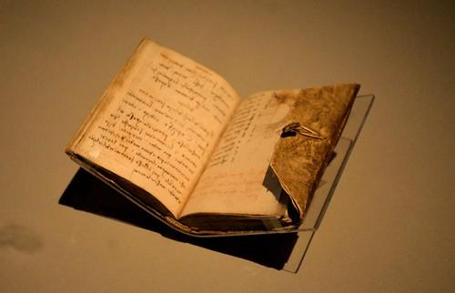 Forster Codex III, V&A