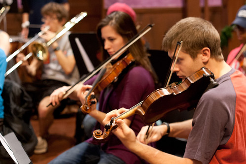 Instrumental Music by Newman University, on Flickr