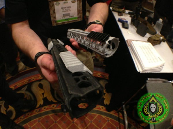 ITS Tactical SHOT Show 2013: Day 1 Live Coverage 039