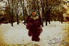 Once Upon A Time.... (JLC Photography Spokane,WA) Tags: park old trees winter selfportrait cold childhood fairytale vintage washington spokane witch creative evil spell onceuponatime photoaday 365 smirk stories warlock minnehaha disappear disappearing creativeselfportrait 366 smokecloud magiccloud