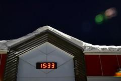Kiruna airport (realdauerbrenner) Tags: schnee snow airport sweden schweden skandinavien arctic sverige polar flughafen scandinavia kiruna polarcircle polarnight polarkreis 2013 polarnacht arktisch