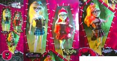 Twilight Teens School (Just a Nobody) Tags: monster toys high twilight model doll teens super teen simba clone fashiondoll snaky ghostilla zombiaghoolivia