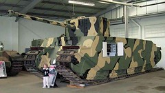 TOG II (The Old Gang) heavy tank, Bovington Tank Museum, UK. (Krueger Waffen) Tags: war tank wwii armor armour armored waffenss tanks panzer afv worldwartwo armoredvehicle armoured armoredcar wehrmacht togii worldwartwotanks tanksofthesecondworldwar