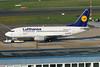 """Lufthansa Boeing 737-530 D-ABIA  MSN 24815 """"Greifswald"""" (Jimmy LWH) Tags: aircraft lh boeing flugzeug dlh avion 737 sigma100300mm vliegtuig dus boeing737 staralliance aeroplano 737500 eddl boeing737500 737530 波音 ex100300f4 dabia boeing737classic 汉莎航空 星空联盟 lwh1988 msn24815 08nov2011eddl"""