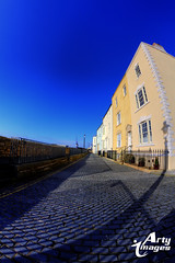 Town Wall Houses (Neil Wharton) Tags: canon 7d headland hartlepool 2013 neilwharton wwwartyimagescouk artyimages