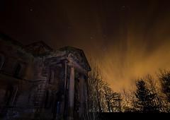 MAUSOLEUM (Steve Boote..) Tags: longexposure trees night dark stars scary ruins eerie spooky northumberland mausoleum northumbria derelict manfrotto northeastengland nofilters seatondelaval sigma1020f456exdchsm canoneos7d steveboote