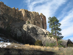 El Morro~Ramah,New Mexico (thomask8) Tags: travel newmexico landscape rocks landmark elmorro rockformations ramah
