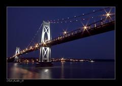 ..MID HUDSON BRIDGE.. (~R*ZOELLER~) Tags: bridge blue cold ice water metal architecture canon river print lights rich freezing stretch explore massive hudson tkr midhudsonbridge zoeller thatkidrich rzoeller richzoeller