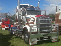 Longwarry Heritage Truck Show (rednose chipmunk) Tags: show classic