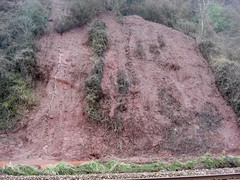 Teignmouth hillside South Devon (Bridgemarker Tim) Tags: railways teignmouth dawlish hillsides southdevon landslips