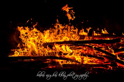 Fire of Love ...