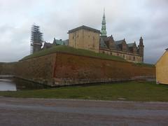 Kronborg Castle (htohlsen) Tags: castle denmark shakespeare medieval slot moat barracks fortress hamlet moats oresund øresund elsinore kronborg kronborgcastle oeresund flickrandroidapp:filter=none