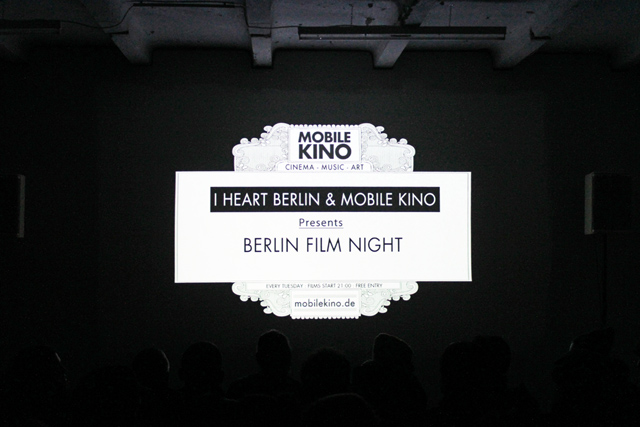 Berlin Film Night Encore & Party