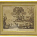 218. Set of 4 Antique Engravings after Claude de Lorraine - Image 1 of 4