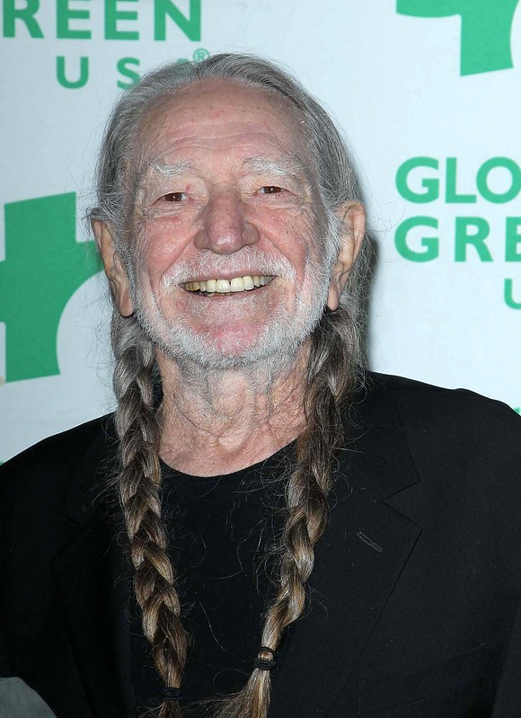 Global Green USA\'s Pre-Oscar Party held at Avalon - Arrivals Featuring: Willie Nelson - WENN.com