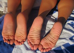 smooth sexy wrinkled female soles (dani897) Tags: feet soles femalefeet sexysoles wrinkledsoles femalesoles smoothsoles