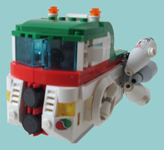 Octan Recovery Spacetruck - Title1 (.Jake) Tags: lego space spaceship octan