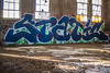 STATIC (TheLost&Found) Tags: street city light 2 urban detail building art abandoned saint minnesota st wall train canon bench painting paul photography eos hope graffiti big amazing image painted united 4 large cities minneapolis twin dirty explore abandon tc 7d static huge stc imaging celebs graff uc piece aerosol burner exploration filthy mn abandonment freight each crushers urbex mols benched benching hope4 each2 artfinder thelostandfound