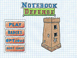 塗鴉防禦戰(Notebook Defense)