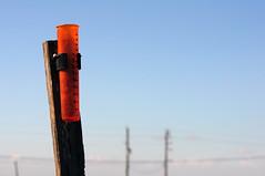 Experimentos varios #4 (Picardo2009) Tags: orange rain uruguay lluvia san sanramon colonia ramon measure naranja medida medidor pluviometro