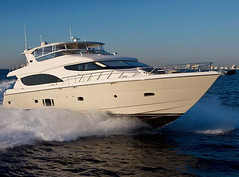 Hatteras 80 Motor Yacht (BoatTEST.com) Tags: test layout design performance boating yachts motoryacht cruisers hateras boatreview interiorfeature hatteras80my 80motoryacht