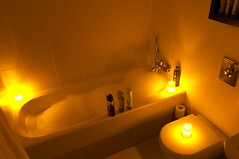1077 (BobPetUK) Tags: hot relax bathroom bath warm candles candle bubblebath relaxing bubbles led foam bubble bathe comfort ablution foamy suds comforting unwinding unwind comforts ablutions ablute ledcandle ledcandles