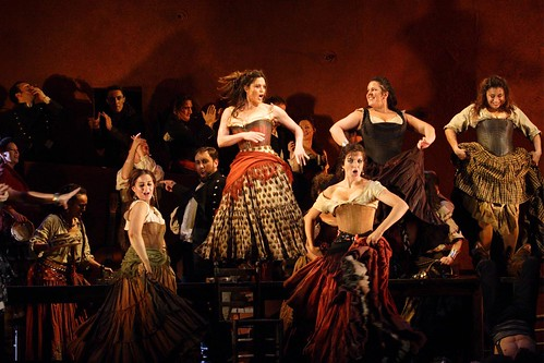Cast change: Anna Caterina Antonacci to sing role of Carmen on 1 January