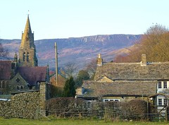 Edale in Derbyshire, UK. (Radarsmum67) Tags: church countryside village derbyshire british edale englishness